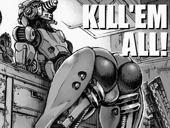 [RJ211182] KILL'EM ALL! [DLsite][doujin Download zip rar Magnet Link Torrent]