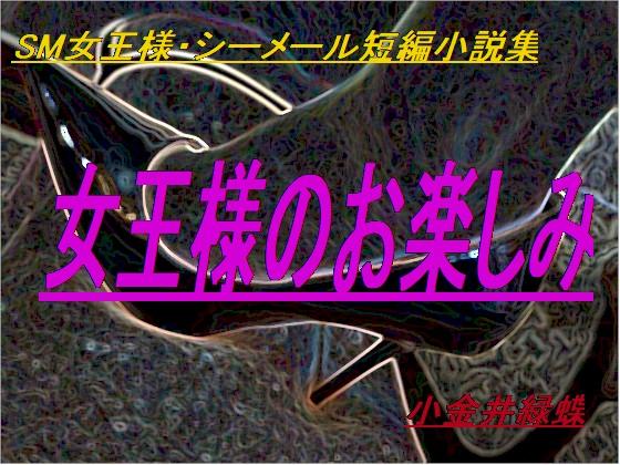 [RJ229414][Sドリーム] SM女王様・シーメール短編小説集「女王様のお楽しみ」 – zip Torrent Magnet-Link