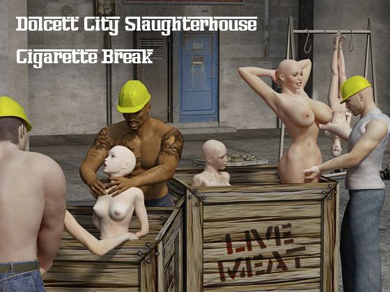 [RJ235450][Lynortis] Dolcett City Slaughterhouse – Cigarette Break