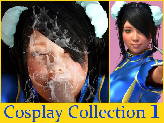 [RJ235875][Witching Hour Entertainment] Cosplay Collection 1