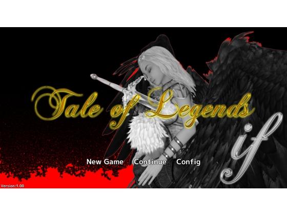 [RJ238934][As-key] Tale of Legends 伝創記 if –