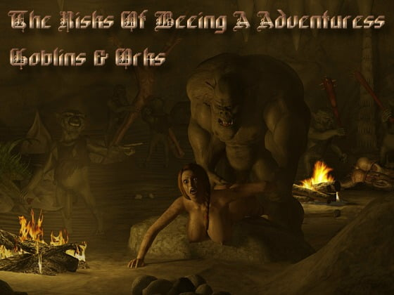 [RJ246615][Lynortis] The risks of being a adventuress – Goblins & Orks