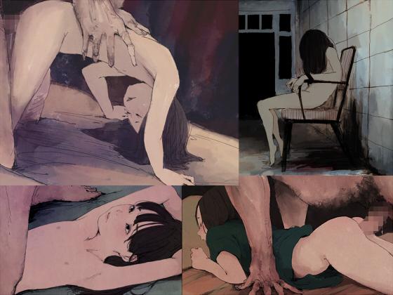 [RJ249742][おとひめ] 少女は密室で犯される