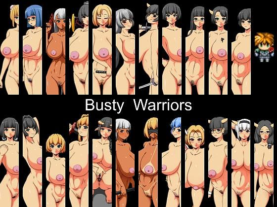 [RJ250514][LHBs] Busty  Warriors