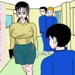 [RJ255853][happy moment] 巨乳女教師をマッサージで堕とした話 のDL情報と価格比較