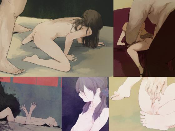 [RJ257590][おとひめ] 背徳と快楽の少女性交録