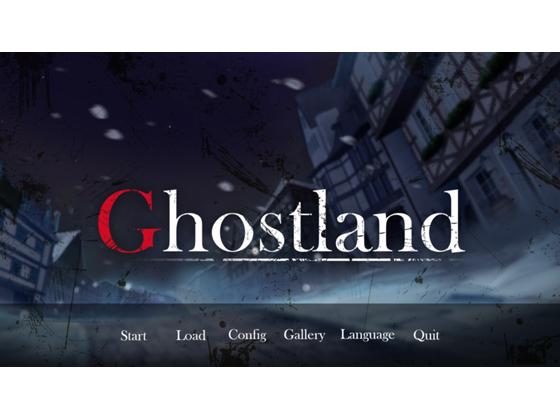 [RJ261878][R'lyehGame] Ghost Land【中国語版】
