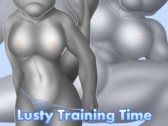 [RJ269306][The Anthro Sphere] 性慾訓練員 – Lusty Training Time