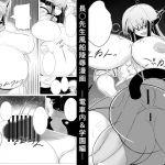 長○先生風船陵辱漫画-電車内&学園編-